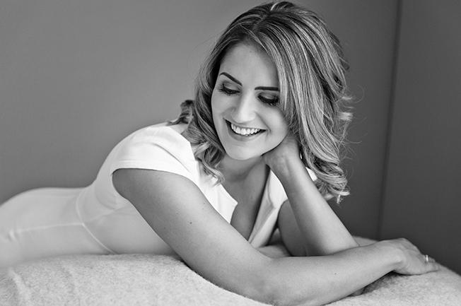Becky's Beauty Portrait Shoot in our Suffolk Studio