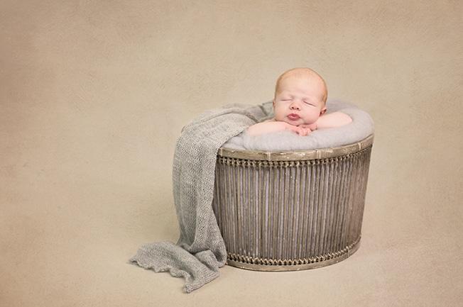 Baby Wilf's Newborn Shoot