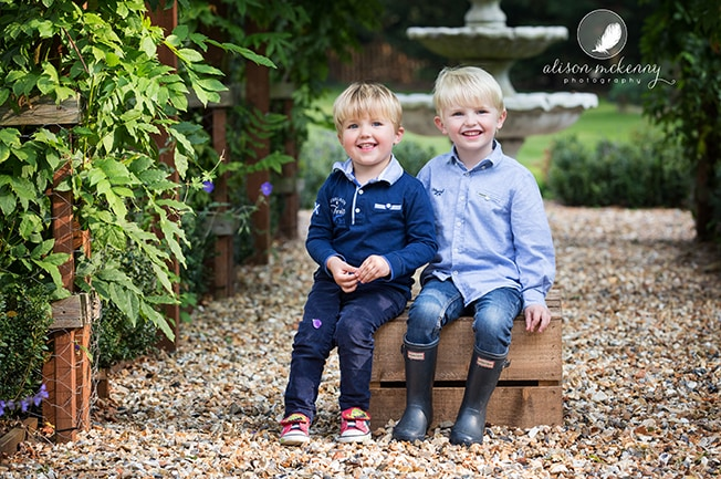 The Cook Family Lifestyle Shoot at home in Norfolk