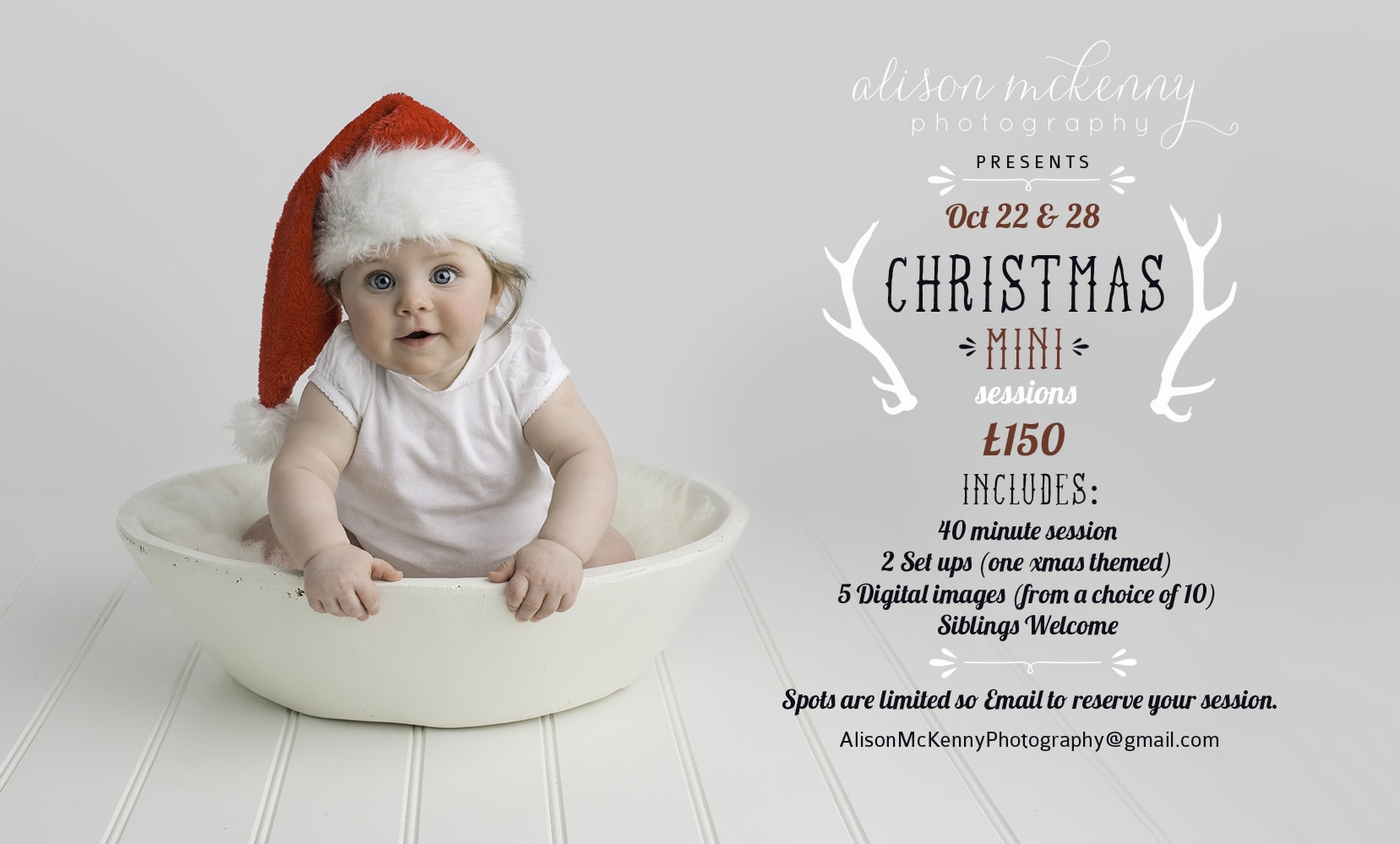 Christmas Mini Sessions.Christmas Mini Sessions Alison Mckenny Photography