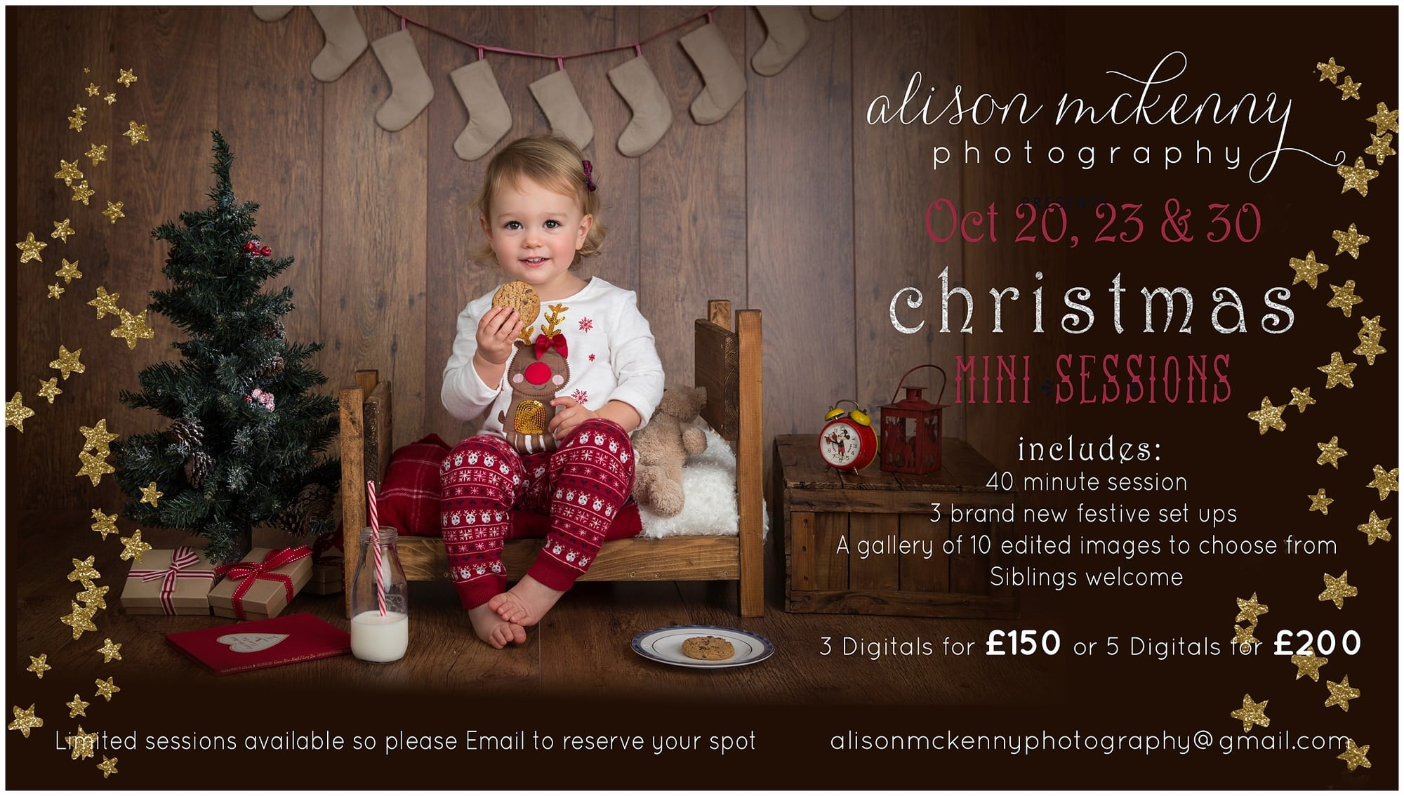 Christmas Mini Sessions.Christmas Mini Sessions 2017 Alison Mckenny Photography