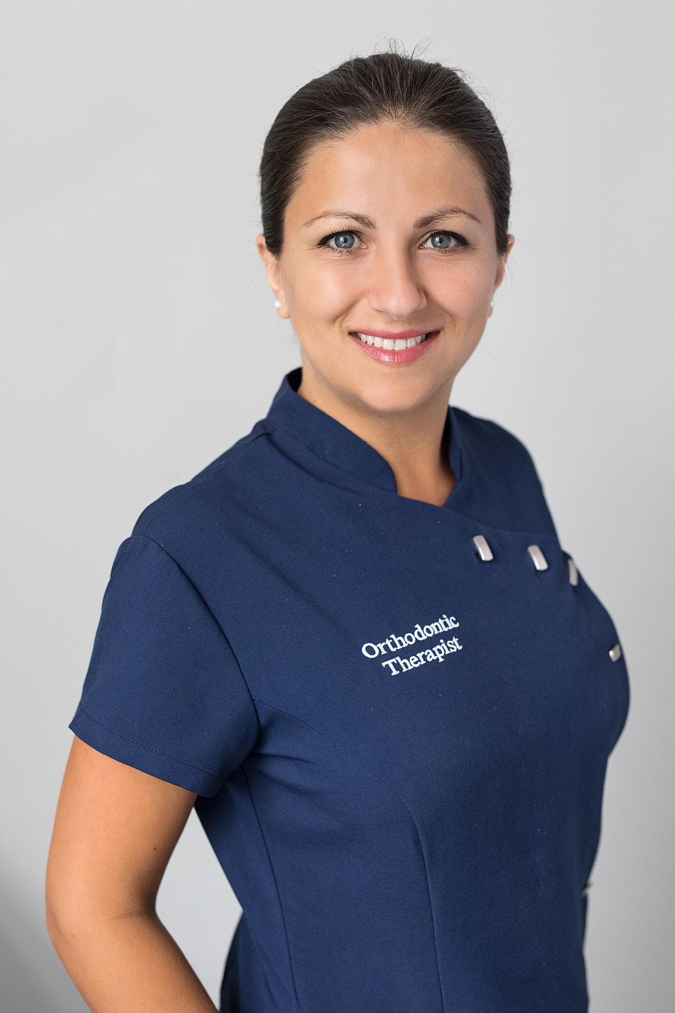 Orthodontic Therapist Personal Branding Portrait
